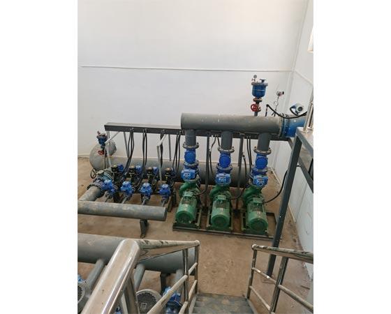 自來水加壓系統