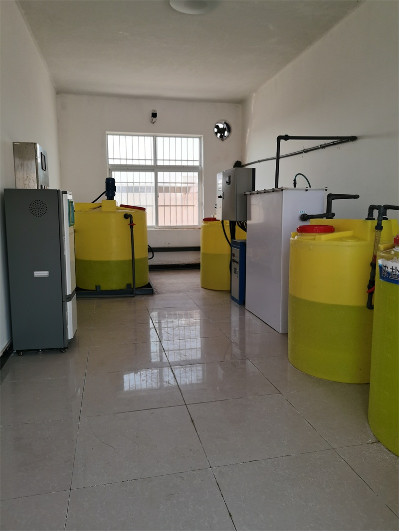 電解鹽次氯酸鈉發生器